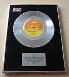 TOTO - WAITING FOR YOUR LOVE PLATINUM single presentation Disc